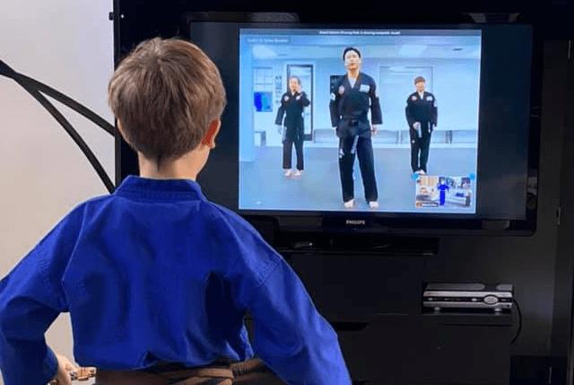 Kidsvirtualnologo, Elite Martial Arts Olathe KS