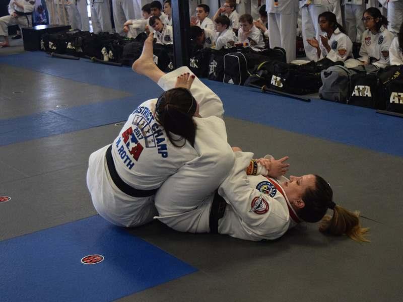 adult martial arts in olathe