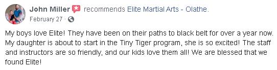 Elite Martial Arts Olathe Reviews, Elite Martial Arts Olathe KS