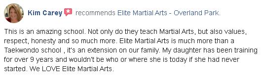 Elite Martial Arts Overland Park Reviews, Elite Martial Arts Olathe KS