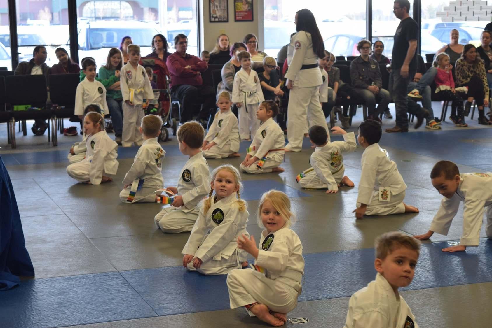 Tigers 1, Elite Martial Arts Olathe KS